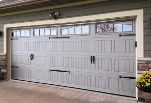 Thermacore garage door